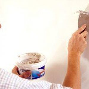 Spackle Walls