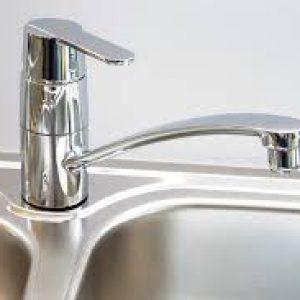 Clean Kitchen Faucet
